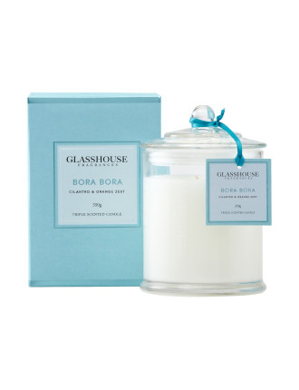 Triple Scented Candle Bora Bora 350g