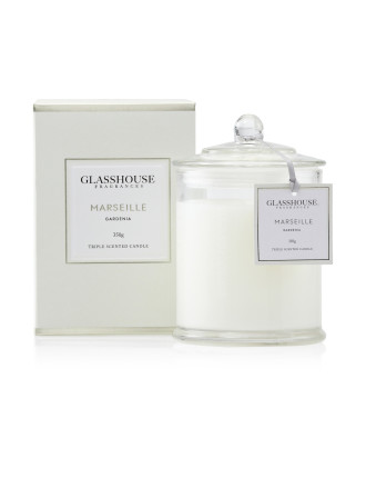 Triple Scented Candle Marseille 350g