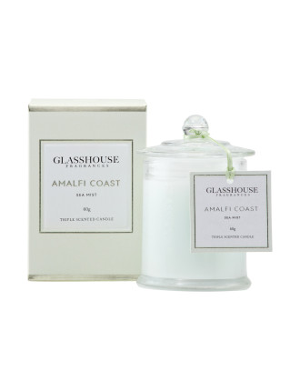 Triple Scented Mini Candle Amalfi Coast 60g