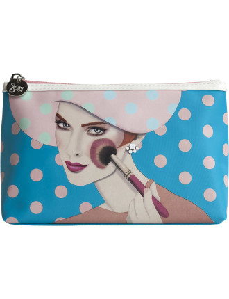 Kelly Thompson Blusher Gal Basic Pouch