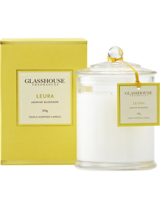 Triple Scented Candle Leura 350g