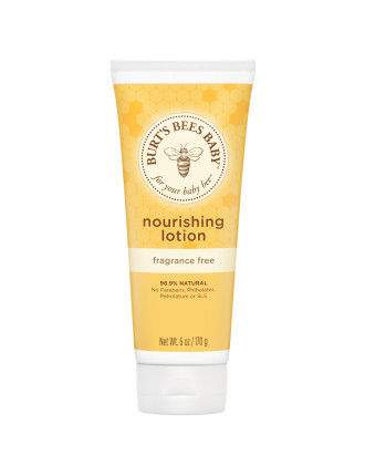 Baby Bee Fragrance Free Body Lotion 170g