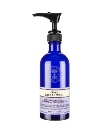 Rose Facial Wash 100ml