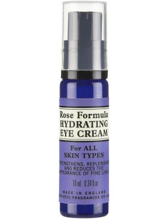 Rose Formula Hydrating Eye Cream 10ml