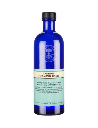 Aromatic Foaming Bath 200ml
