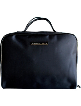 Large Hanging Traveller Luxe Black
