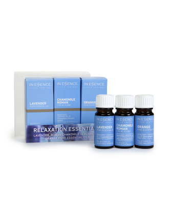 In Essence Relaxation Essentials Trio Kit