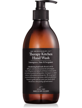 Lemongrass, Lime & Bergamot Therapy Kitchen Hand Wash 500ml