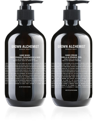 Hand Wash & Hand Cream Twin-Set 500ml