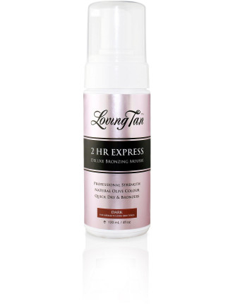 2 Hr Express Mousse Dark 120ml