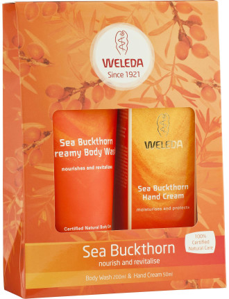 Sea Buckthorn Body Care Gift Pack