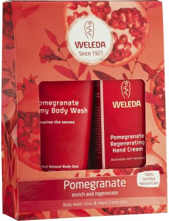 Pomegranate Body Care Gift Pack
