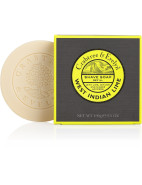 West Indian Lime Shave Soap Bowl Refill 100g $14.00