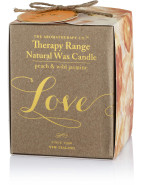 Therapy Candle 260g Peach & Wild Jasmine $29.95