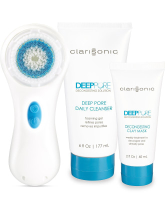 Cleansing System Mia 2 White Deep Pore Set