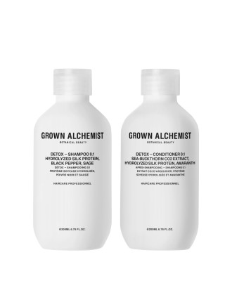 Detox Haircare 0.1 ¿ Twin Set 200mL