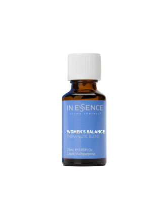 Women'S Balance Essential Oil Blend 25ml Boxed