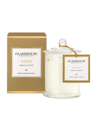 Kyoto Miniature Triple Scented Candle