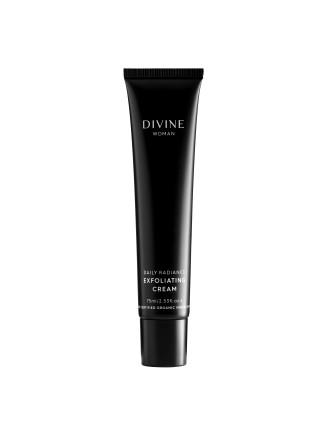 Divine Woman Exfoliating Cream