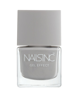 Nail Lacquer - Gel Effect