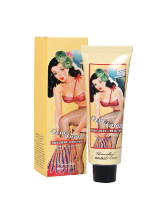 Vera Vamp Body Cream 100ml - Frangipani