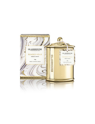 Rendez-Vous Triple Scented Candle