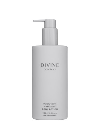 The Divine Co-Hand Lotion Pump Bottle
