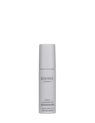 The Divine Co-Berry And Cedarwood Deodorant