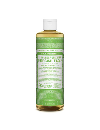Liquid Castile Soap Green Tea