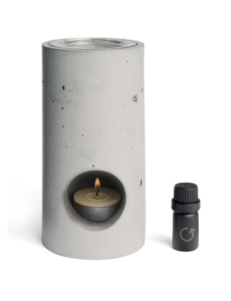 Synergy Oil Diffuser - Grey