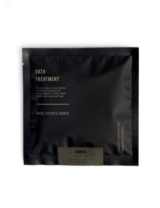 Bath Treatment Sachets - Osmosis