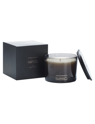 Elements Soy Candle, Fire