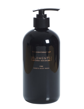 Elements Hand Wash, Fire