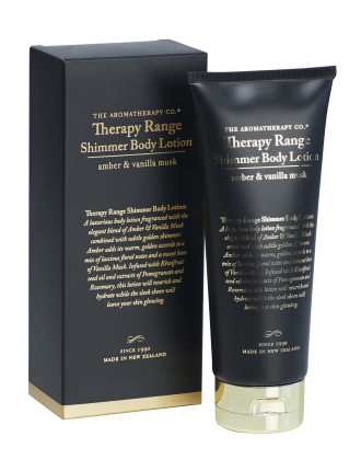 Therapy Hand & Body Lotion,