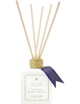 Reed Diffuser 200ml Strawberry & White Jasmine