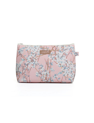 Cherry Blossom Cos Bag Medium