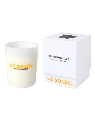 Le Soleil Candle