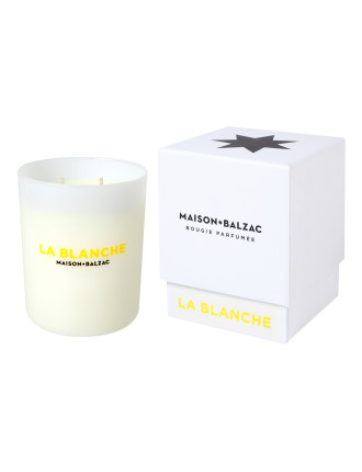 La Blanche Candle