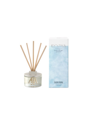 Ltd Ed Mini Reed Diffuser-Salted Coconut&White Jasmine