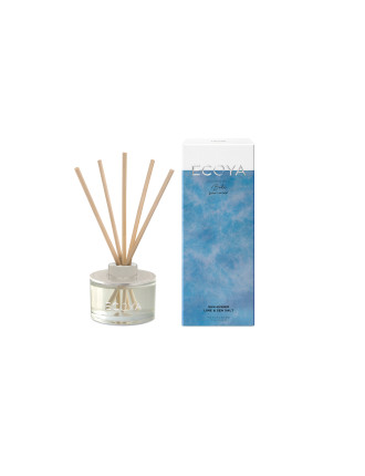 Ltd Ed Mini Reed Diffuser - Sun-Kissed Lime & Sea Salt