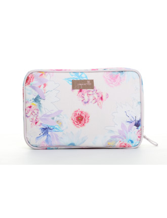 Cosmetic Bag Large Fold Out