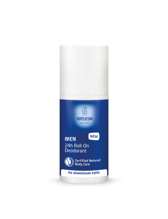Men 24hr Roll-On Deodorant, 50ml