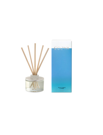 Mini Reed Diffuser - Blue Cypress & Amber
