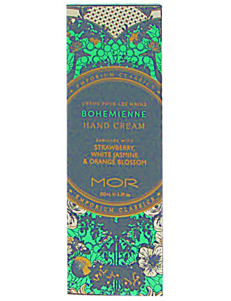 Hand & Nail Cream 100ml Bohemienne