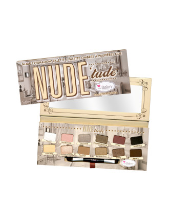 Nude 'Tude Eye Shadow Palette