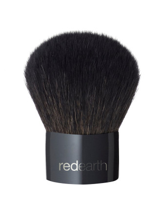 Kabuki Brush with Velvet Pouch