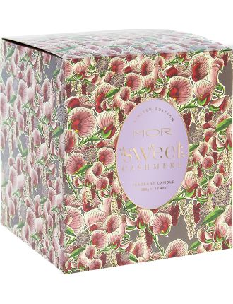 LIMITED EDITION SOY WAX CANDLE SWEET CASHMERE 380g