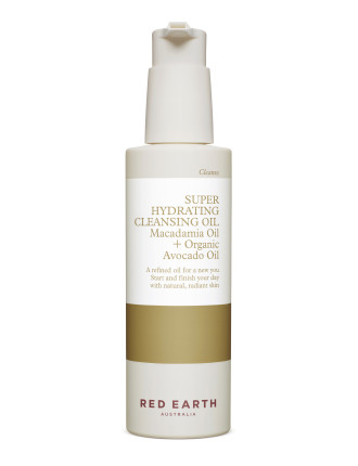 Super Hydrating Cleansing Oil