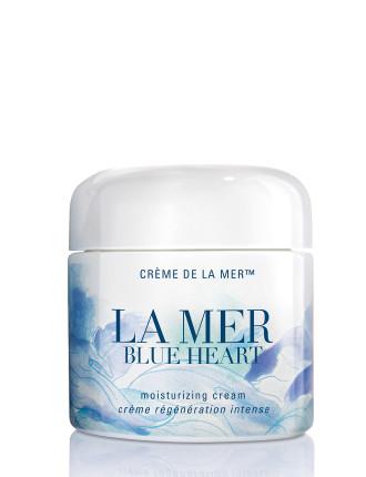 The Limited-Edition Blue Heart Creme De La Mer