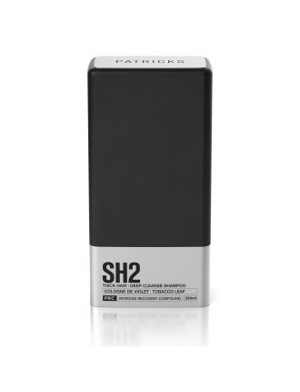 SH2 Deep Clean Shampoo 250ml